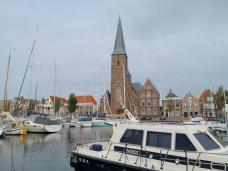 Blick über den Zuidefahen zur Sint-Martinskerk