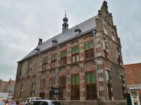 Historisches Rathaus von Hasselt