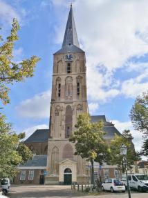 Turm der Bovenkerk