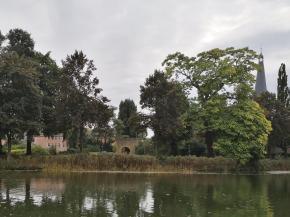 Historische Verteidigungsanlagen im Spanjaardsveld