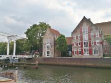 Häuser an der Pelserbrugje