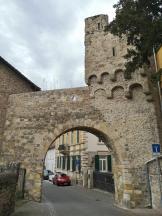 Reste der Stadtmauer in der Schlossgasse