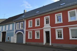 Häuser in der Oberstraße