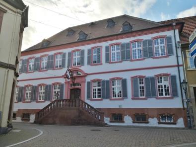 Stadtpalais des Freiherrn von Geispitzheim