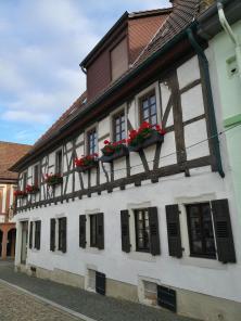 Wohnhaus am Marktplatz