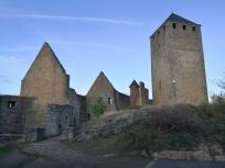 Palas und Bergfried