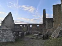 Ruine des Palas
