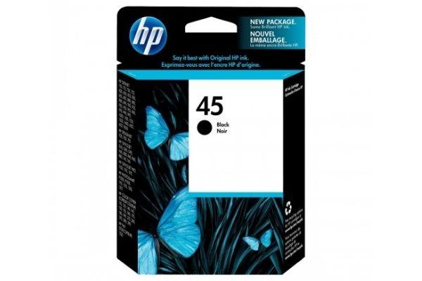 CARTRIDGE HP 45 BLACK