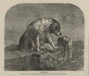 """""""Anxiety,"""" """"British Workman""""23 (1856): 89."""
