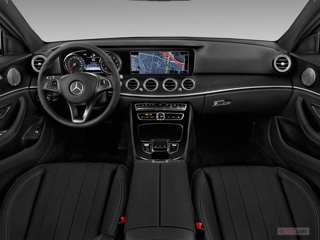 Mercedes-Benz E Class interior front