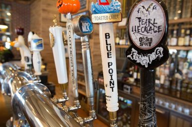 We always have great craft beer selections