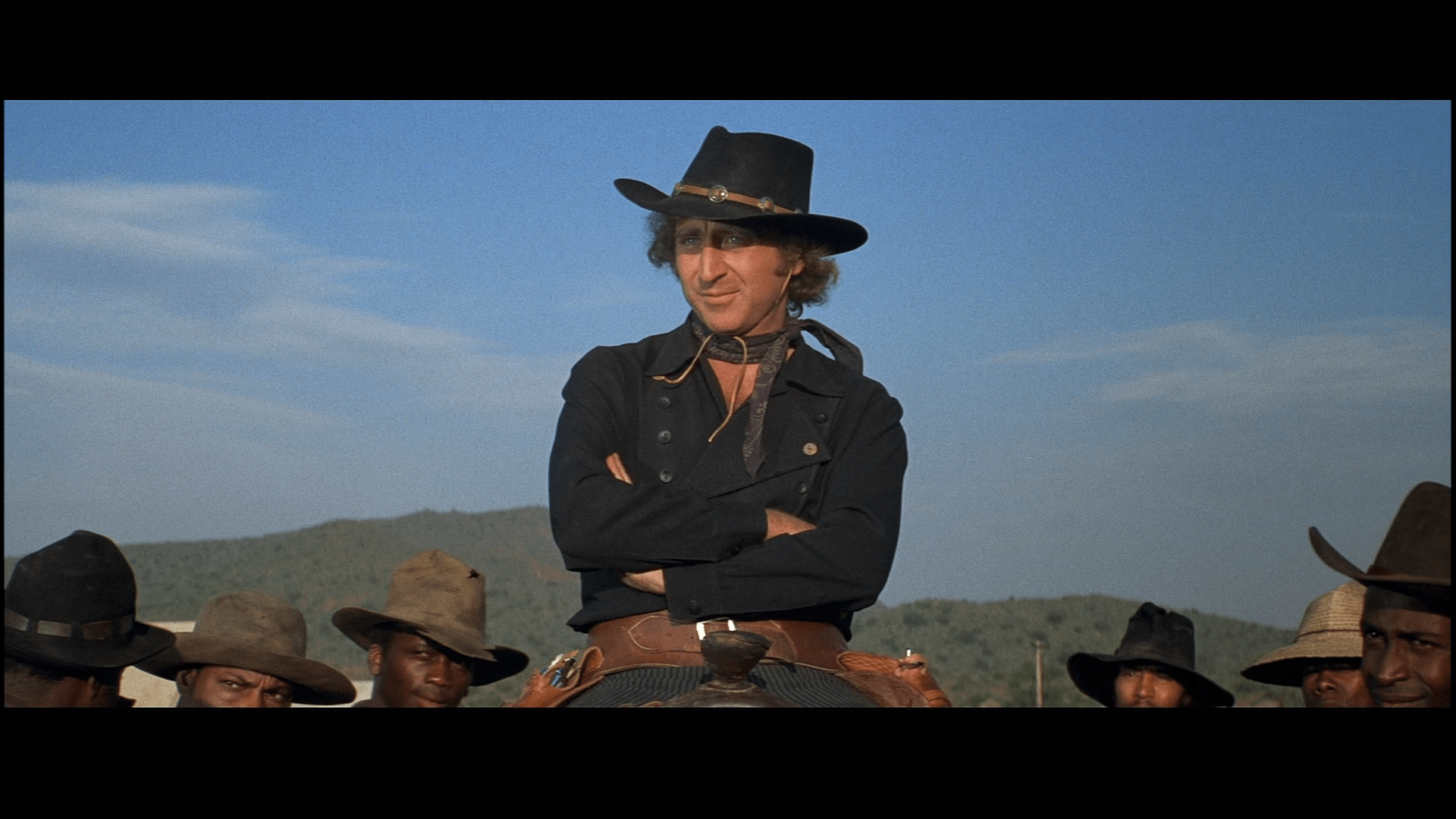 Blazing Saddles Is A Traditional Mel Brooks Picture And This Fairly Clear From Head To Tail Among Other Signature Approaches His Comedies