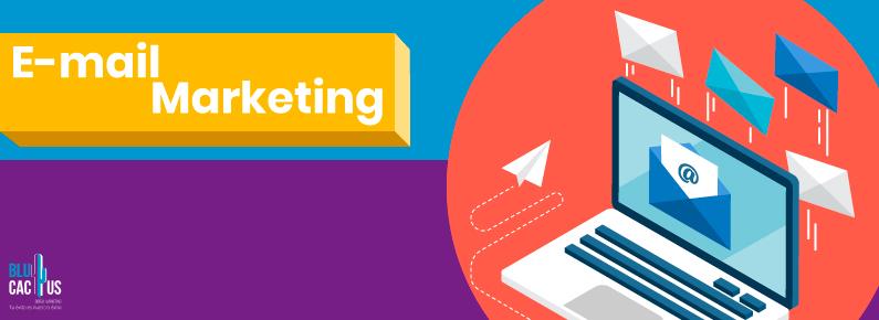BluCactus Mailing que es email marketing para que sirve, bombardeo de correos, emailing, que significa