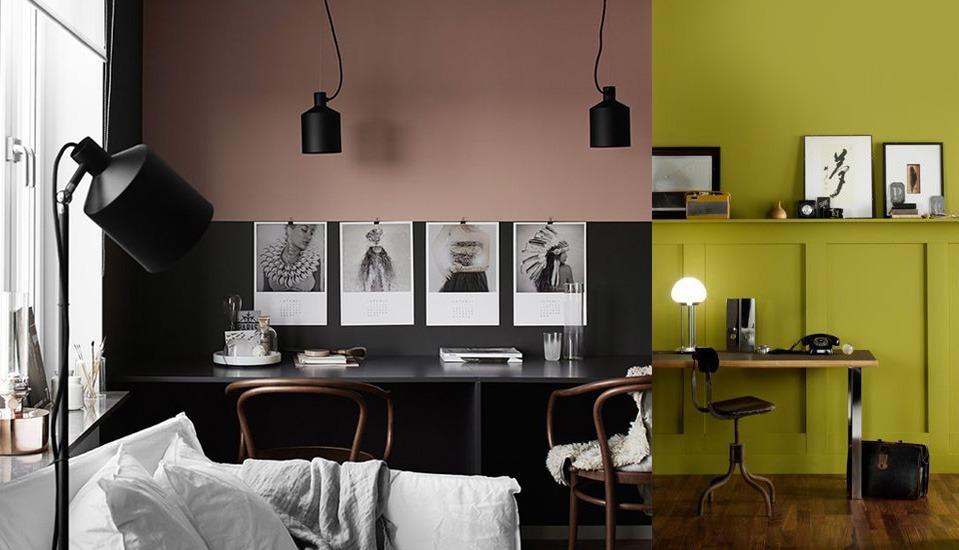Come abbinare i colori nell'arredamento di casa tua? Abbinamenti Di Colore Per Le Pareti Di Casa Bludiprussia Negozio Vernici Roma