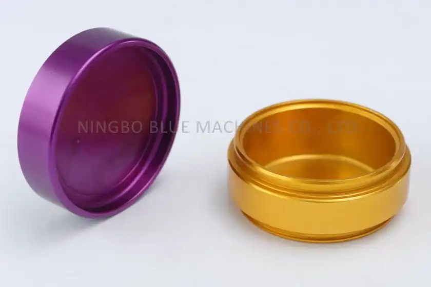 Anodize Machining Part