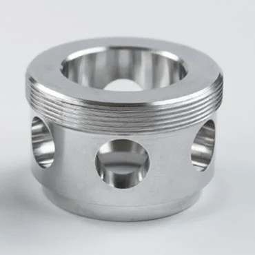 Precision CNC Machined Components Image 12