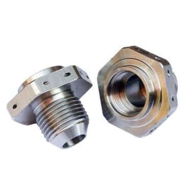 CNC Stainless Steel Machining Image 8
