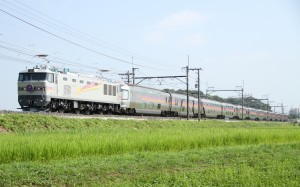 Cassiopeia is most popular overnight train in Japan.