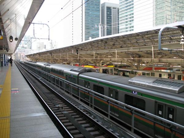 Tokyo station guide  How to change the trains, Shinkansen