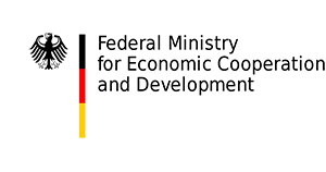 Logo Federal Ministry of Economic Cooperation and Development