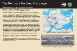The Bermuda Hundred Campaign Begins