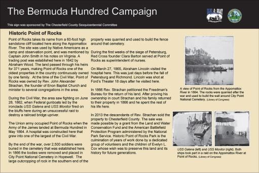 Historic Point of Rocks