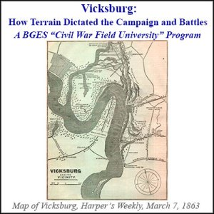 Vicksburg: How Terrain Dictated the Campaign