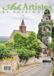 magazine art artistes et patrimoine