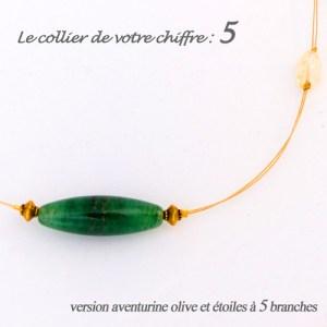 numerologie-collier-5-aventurine-pierre-vert-olive