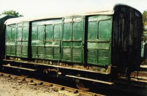 Bluebell Railway web site  Archive of What's New? 19978