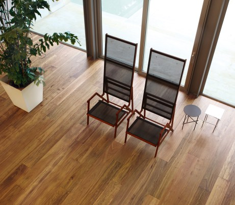 Engineered reclaimed Teak Wooden Flooring