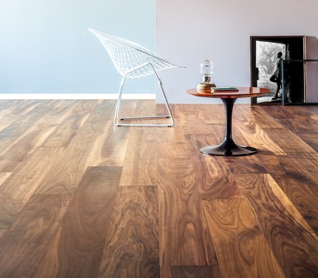 Walnut classic strip Flooring