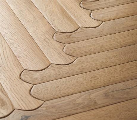 Double board Herringbone Design