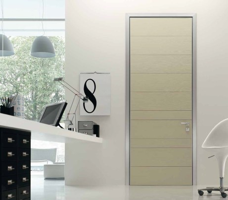 Contemporary interior Fire Door