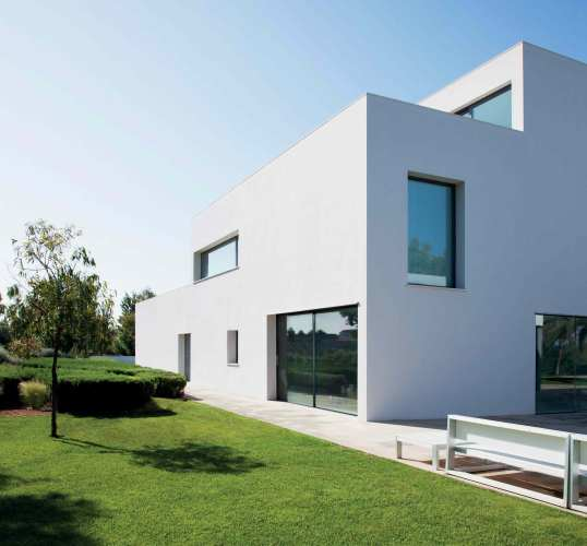 ESFenestra Windows Zero Frame 20 mm profile
