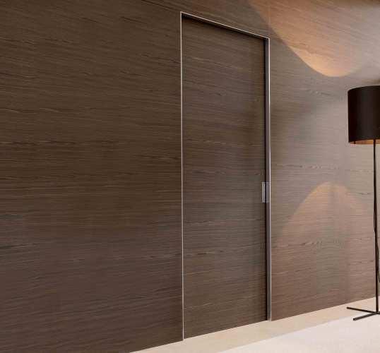 Wooden Pocket Door for interiors