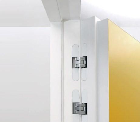 Concealed Hinge Door flush both sides