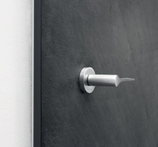 Slate effect and Door Handle detail