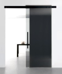 Glass Sliding interior Door