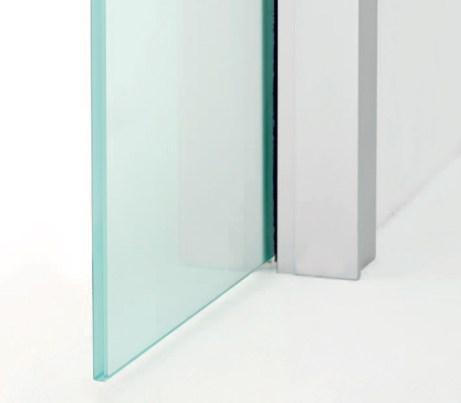 Glass panel on Pocket Door