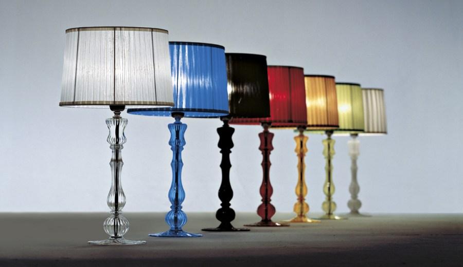 Colour range Standing Light for Floor