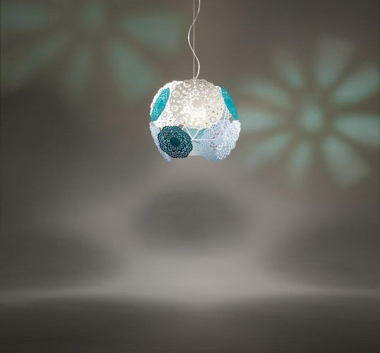 Bluebell architectural and design products Ghipur Hanging Light