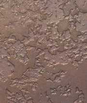 Ruggine rust effect for designer walls.
