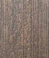Textured dragged Wall Finish in bronze
