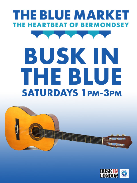 Busk In The Blue