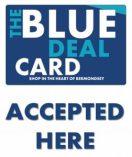Deal Card Sticker