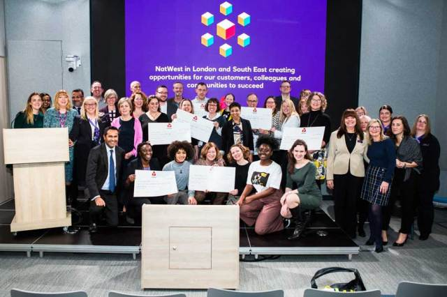 Natwest Skills and Opportunities ceremony