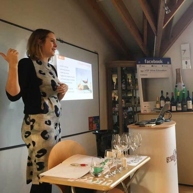 VSF Wines Courses