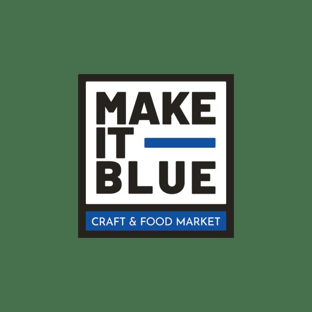 Make It BLue London Logo