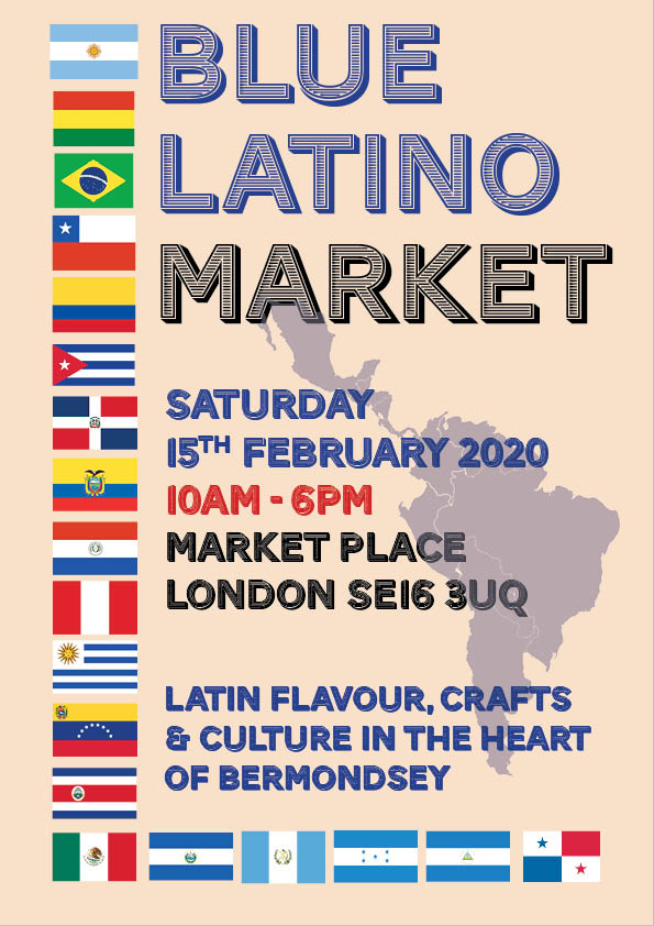 Blue Latino Market February